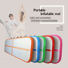 Inflatable GYM Mat Air Tumbling Track Floor Gymnastics w/ Electric Air Pump