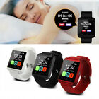 2018 Smart Watch Bluetooth Phone Mate FOR iPhone Samsung Android Smart Phones