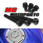 Motorcycle Gas Cap Bolts Fit Triumph Daytona 675 RSV1000 Mille Tuono 1000 TT600 $16.8 USD on eBay