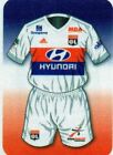 Image Sticker Panini Foot Football 2017-2018 France Ligue 1 CHOIX OL Lyon image