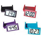 Calendar Dashboard Digital Time Truck Lcd Clock Date Auto Car Alarm Indoor Home