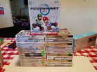 raving rabbids wii game - Huge lot of Nintendo WII Games Pick your title. Mario, Zelda Super Smash Bros
