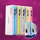 New 16800mAh Heavy Duty Portable Power Bank 2USB Port Charger For Mobile Phone