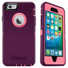 NEW Otterbox Defender case for iPhone 5/5s/SE & 6/6s Plus+ Holster in UK