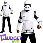 Stormtrooper Set Mens Fancy Dress Star Wars The Last Jedi Adults Costume Kit New