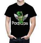St Patrick's Day Adidas Style Dabbing Leprechaun Men's Irish paddy T-shirt