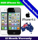 (NEW IN SEALED BOX) Apple iPhone 4s | Smartphone | Factory Unlocked | 32GB