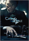CASINO ROYALE JAMES BOND 007 DANIEL CRAIG VINTAGE CLASSIC MOVIE  POSTER £16.99 GBP on eBay