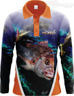 Tackle World Angler Series Snapper Men's Shirt BRAND NEW @ Otto's Tackle World