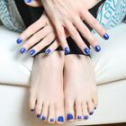 NEW Blue Series by CRYSTAL-G UV LED Soak-off Gel Nail Polish FREE POSTAGE