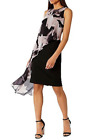 Coast Arossa Floral Print Wedding Evening Mini Occasion Cocktail Party Dress 20