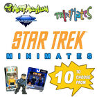 STAR TREK MiniMates *BRAND NEW*