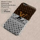 New Louis.Vuitton99 collabs for iPhone 6 6s 7 7 plus X Case Cover limited