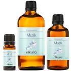 10m, 50ml, 100ml  MUSK FRAGRANCE OIL - COSMETIC GRADE FRAGRANT SCENT