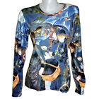 AUGUSTE RENOIR The Umbrellas LS T-SHIRT FINE ART PRINT IMPRESSIONISM PAINTING