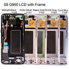 Genuine Samsung Galaxy S8, G950 F, FD, fits DUOS as well  Lcd Assembly VAT Inc.