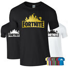FORTNITE Tshirt Top Battle Royale Gaming Xbox PS4 PC Gamers Funny Kids Adults
