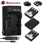 NB-3L NB3L Battery for Canon PowerShot SD500 SD550 SD100 SD20 SD10 + Charger