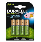 Kyпить GENUINE DURACELL AA RECHARGEABLE BATTERIES NiMH 2500MAH PRECHARGED HR6 DURALOCK на еВаy.соm