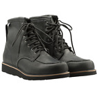 Highway Journeyman Leather Motorcycle Boots