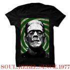 FRANKENSTEIN PSYCHEDELIC  PUNK ROCK BAND T SHIRT MEN'S SIZES image