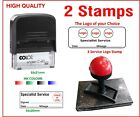COLOP Self Inking Rubber Stamp SPECIALIST MOTORCYCLE SERVICE GARAGE  Logo 55x20 $11.28 USD on eBay