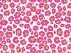 Hot Pink Lime LEOPARD Animal Print Tissue Paper for Gift Wra