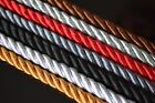 2 Meters 10mm Twisted Cord Rope Crafts Jewellery Pipping Bag Upholstery Cushion