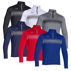New Under Armour Golf UA Qualifier Novelty 1/4 Zip Pullover - Pick Jacket