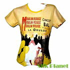 TOULOUSE LAUTREC Moulin Rouge La Goulue T SHIRT TOP FINE ART PRINT POSTER