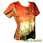 VINCENT VAN GOGH Japanese Flower Plum Tree Japonism TOP T SHIRT ASIAN ART PRINT