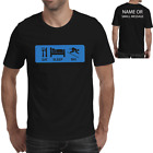 Eat Sleep Ski T-Shirt Skiing Unisex Skier Snow Snowboard Mens Graphic T-Shirt