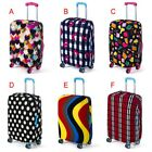 "Funny Dust-proof Elastic Travel Spandex Luggage Cover Suitcase Protector 18""-29"""