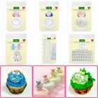 *OFFER* Katy Sue Craft + Cupcake Icing Silicone Moulds - TOPPERS - Kids + Baby