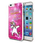 Awesome Funky Unicorn Dab Phone Case Cover for Various Mobile Phones - 03