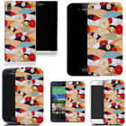 pictured printed case cover for htc mobiles fantastic designs