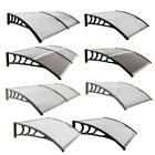 40x30 40 80 Outdoor Front Door Window Awning Patio Canopy Cover UV Protected