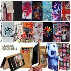 Leather Wallet Card Stand Flip Case Cover For Various Huawei Nova SmartPhone