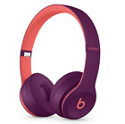 Beats by Dr. Dre Solo3 Wireless Headband Headphones Pick Color Excellent Bundle