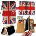 Leather Wallet Card Stand Flip Case Cover For Various Sony Xperia Phones