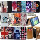 samsung h5 - Leather Wallet Card Stand Flip Case Cover For Various Samsung Galaxy J3 J5