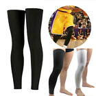 Basketball Calf Stretch Brace Thigh Knee Protector Leg Compression Long Sleeves