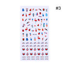 Flamingo Lavendel Wasser Stickers Nail Art Water Decal Stickers Tattoo Aufkleber