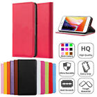 New For Apple iPhone 4/4s 5/5s Leather Wallet Book Magnetic Flip Case Cover