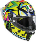 AGV Pista GP R Carbon Full-Face Motorcycle Helmet (Rossi Soleluna 2016) cheap