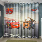 *** Custom-Made Cars 95 Lightning McQueen and Mater Curtain ***