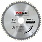 Saxton Circular Wood Saw Blades fits Evolution Rage Saws 25.4mm Ring <br/> MULTI-LISTING - 185mm 210mm &amp; 255mm AVAILABLE