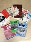 FOOTBALL LEAGUE CUP SEMI FINAL PROGRAMMES 1967 TO 2007 ~ YOU CHOOSE WHICH YEAR