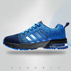 Mens Sports Athletic Shoes Outdoor Running Sneakers Breathable Casual Flats