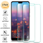 For Huawei P20 Pro/P20 Lite Screen Protector 9H HD Tempered Glass Film Skin Case